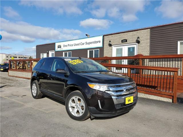 2013 Ford Edge SEL (Stk: 10155) in Milton - Image 1 of 19
