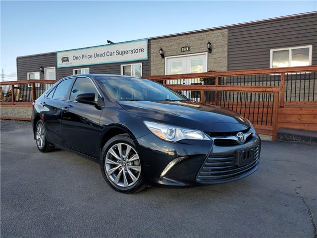 2016 Toyota Camry XLE (Stk: 10346) in Milton - Image 1 of 25