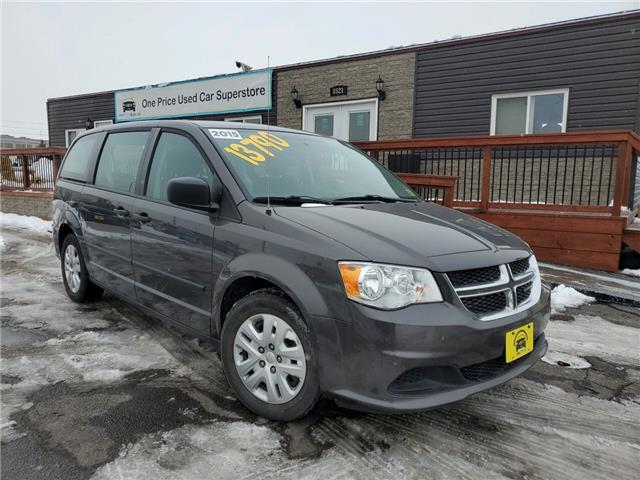 2015 Dodge Grand Caravan SE/SXT (Stk: 10275) in Milton - Image 1 of 25
