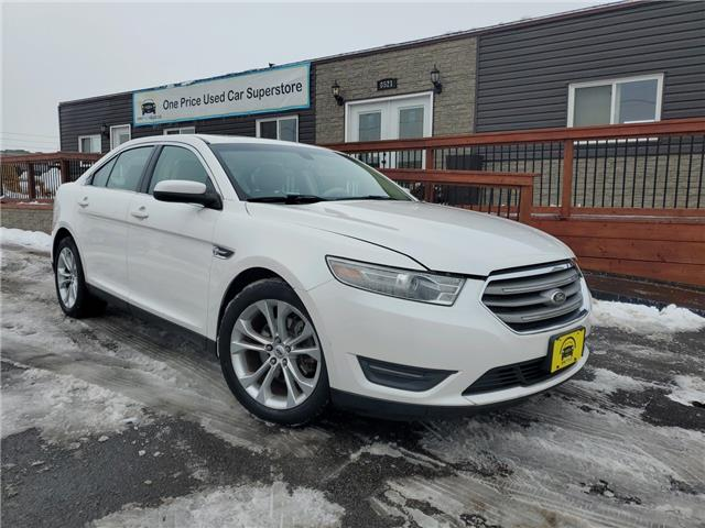 2013 Ford Taurus SEL (Stk: 10215A) in Milton - Image 1 of 25