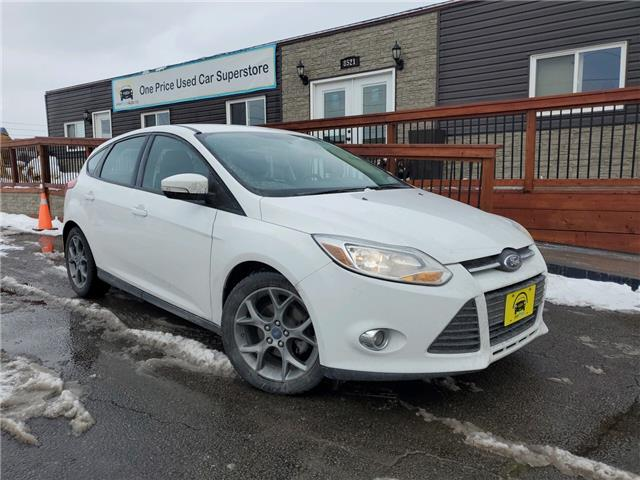 2014 Ford Focus SE (Stk: 10372) in Milton - Image 1 of 17