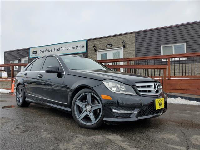 2012 Mercedes-Benz C-Class Base (Stk: 10353) in Milton - Image 1 of 26