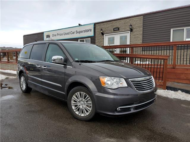 2015 Chrysler Town & Country Touring-L (Stk: 10356) in Milton - Image 1 of 28
