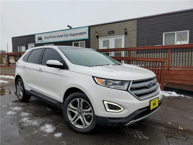 2016 Ford Edge Titanium (Stk: 10312A) in Milton - Image 1 of 23