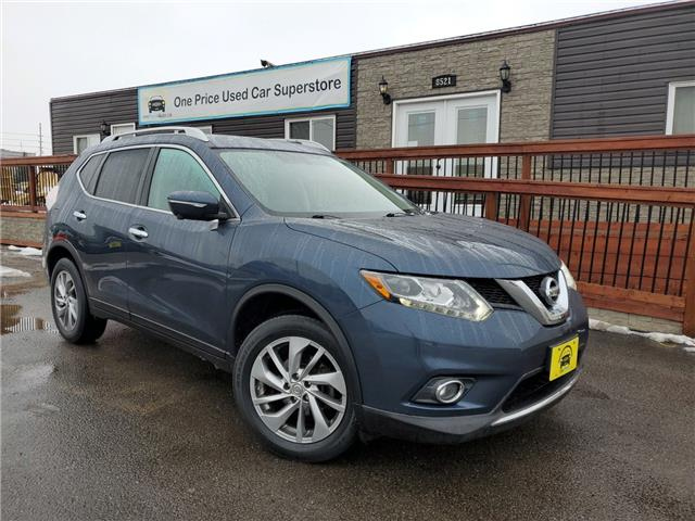 2015 Nissan Rogue SL (Stk: 10085A) in Milton - Image 1 of 30