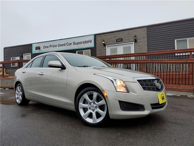 2014 Cadillac ATS 2.0L Turbo (Stk: 10407) in Milton - Image 1 of 26
