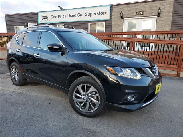 2014 Nissan Rogue SL (Stk: 10369) in Milton - Image 1 of 28