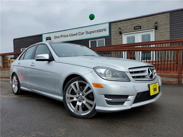 2013 Mercedes-Benz C-Class Base (Stk: 10368) in Milton - Image 1 of 29