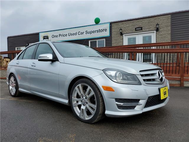 2013 Mercedes-Benz C-Class Base (Stk: 10368) in Milton - Image 2 of 29