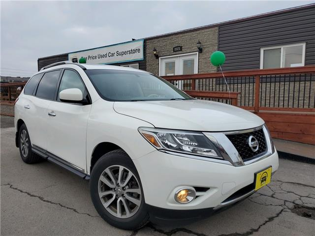 2013 Nissan Pathfinder SL (Stk: 10406) in Milton - Image 1 of 27