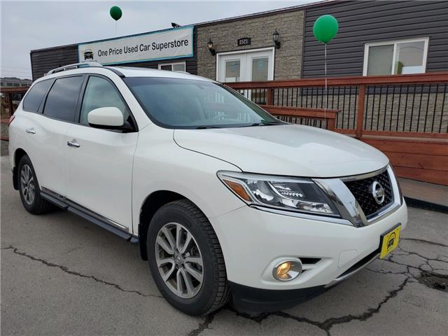 2013 Nissan Pathfinder SL (Stk: 10406) in Milton - Image 2 of 27