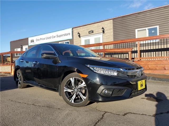 2017 Honda Civic Touring (Stk: 10391) in Milton - Image 1 of 28