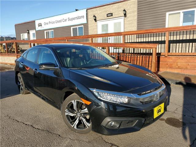 2017 Honda Civic Touring (Stk: 10391) in Milton - Image 2 of 28