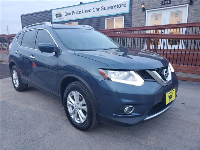 2016 Nissan Rogue SV (Stk: 10405) in Milton - Image 2 of 27