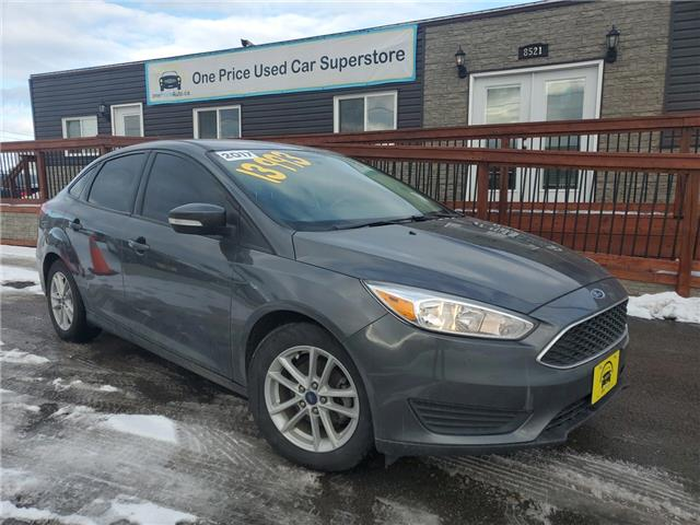 2017 Ford Focus SE (Stk: 10259A) in Milton - Image 1 of 26