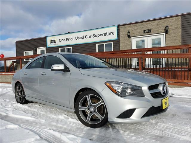 2015 Mercedes-Benz CLA-Class Base (Stk: 10397) in Milton - Image 1 of 26