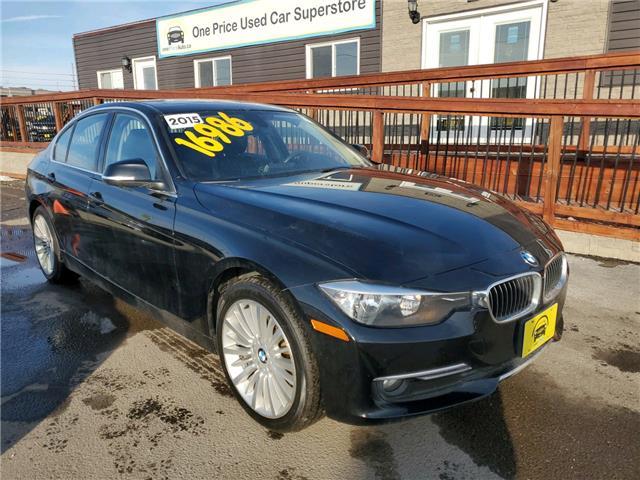 2015 BMW 320i xDrive (Stk: 10225) in Milton - Image 2 of 21