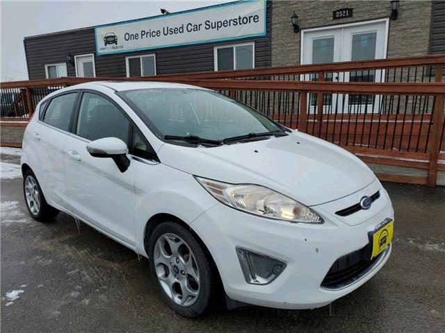 2011 Ford Fiesta SES (Stk: 10480) in Milton - Image 2 of 21