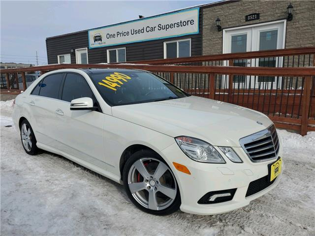 2011 Mercedes-Benz E-Class Base (Stk: 10148) in Milton - Image 1 of 27
