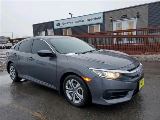 2018 Honda Civic LX (Stk: 10496) in Milton - Image 2 of 23