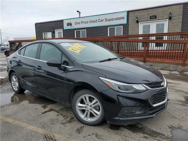 2018 Chevrolet Cruze LT Auto (Stk: 10388) in Milton - Image 1 of 25