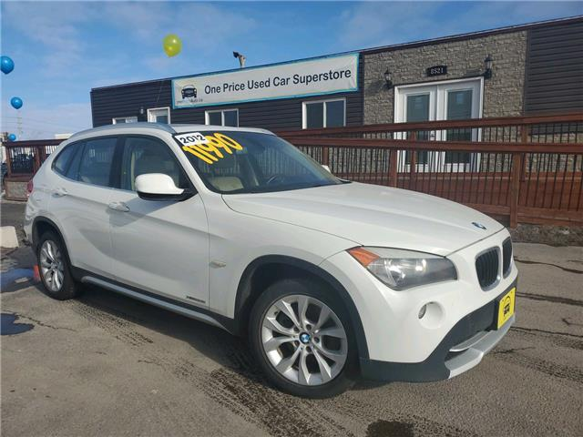 2012 BMW X1 xDrive28i (Stk: 10229) in Milton - Image 1 of 27