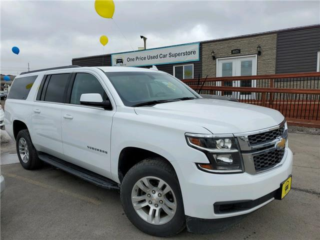 2019 Chevrolet Suburban LS (Stk: 10502) in Milton - Image 1 of 28