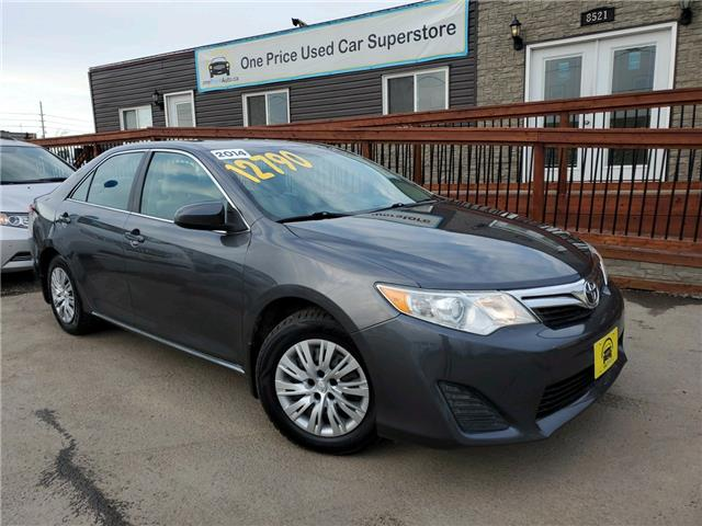 2014 Toyota Camry LE (Stk: 10512) in Milton - Image 1 of 23