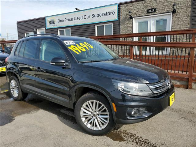 2016 Volkswagen Tiguan Special Edition (Stk: 10520) in Milton - Image 1 of 25