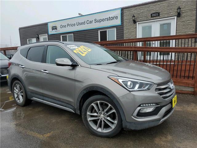 2017 Hyundai Santa Fe Sport 2.0T Limited (Stk: 10301) in Milton - Image 1 of 28