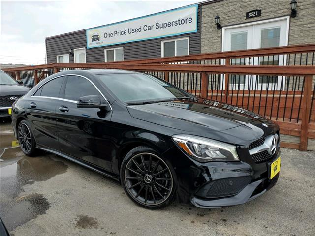2017 Mercedes-Benz CLA 250 Base (Stk: 10562) in Milton - Image 1 of 24