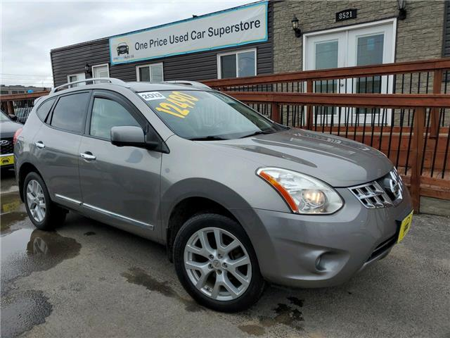 2013 Nissan Rogue SL (Stk: 10558) in Milton - Image 1 of 26