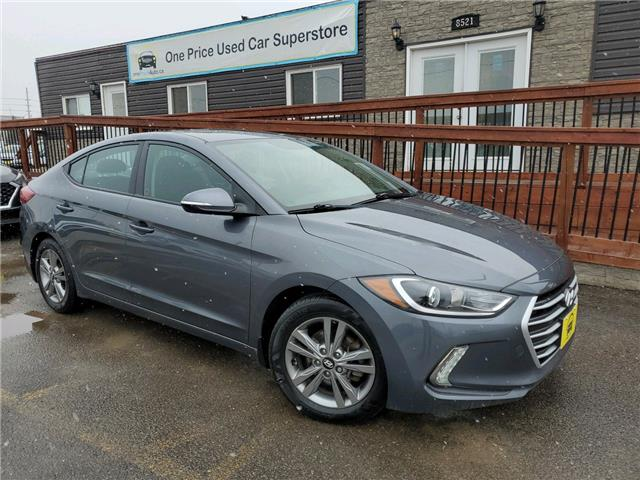 2017 Hyundai Elantra GLS (Stk: 10570) in Milton - Image 1 of 26