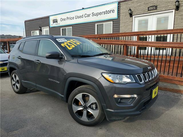 2018 Jeep Compass North (Stk: 10504A) in Milton - Image 1 of 26