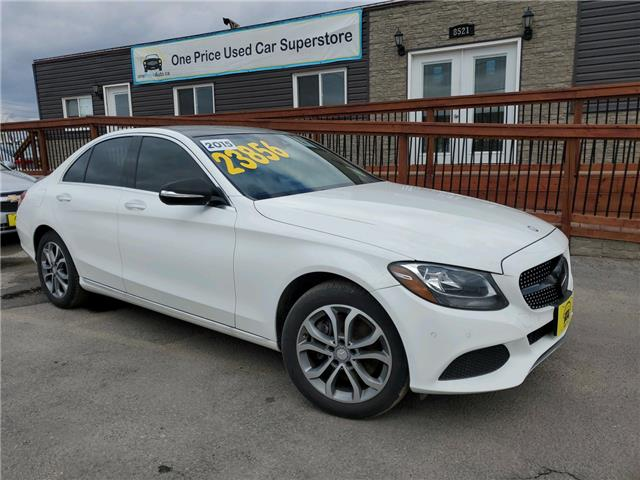 2015 Mercedes-Benz C-Class Base (Stk: 10484) in Milton - Image 1 of 29