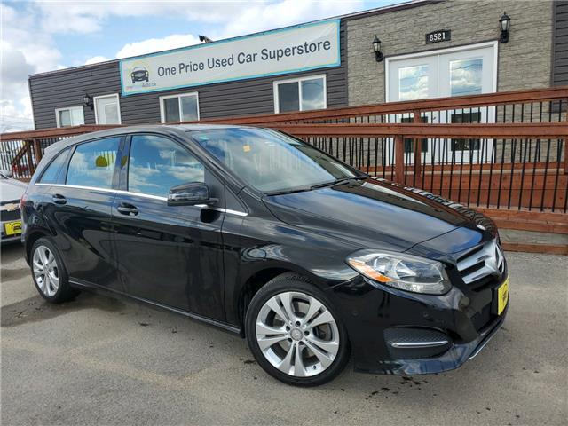 2016 Mercedes-Benz B-Class Sports Tourer (Stk: 10590) in Milton - Image 1 of 22
