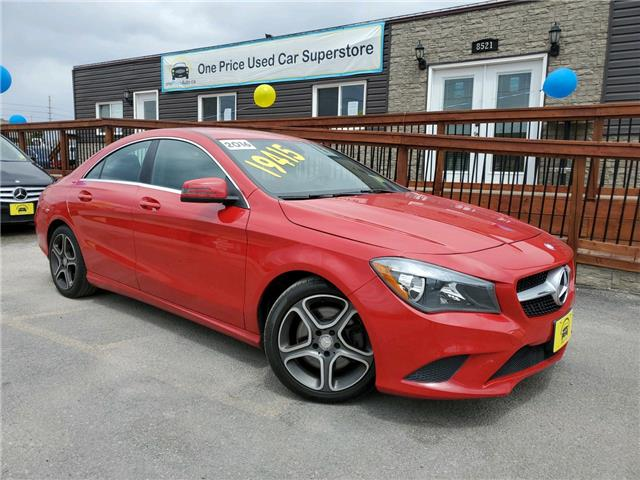 2016 Mercedes-Benz CLA-Class Base (Stk: 10355) in Milton - Image 1 of 25