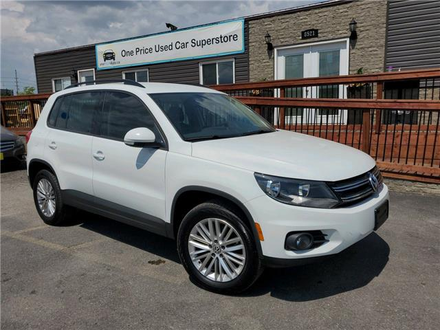 2016 Volkswagen Tiguan Special Edition (Stk: 10608) in Milton - Image 1 of 14