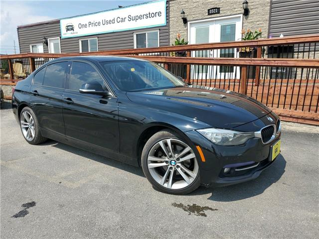 2016 BMW 320i xDrive (Stk: 10636) in Milton - Image 1 of 23