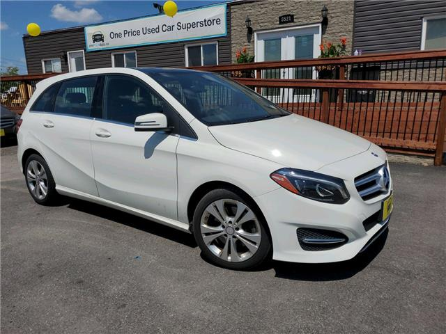 2016 Mercedes-Benz B-Class Sports Tourer (Stk: 10665) in Milton - Image 1 of 23