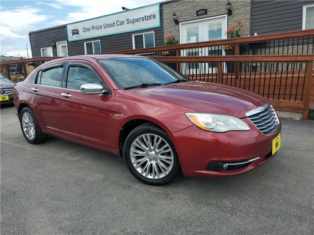 2013 Chrysler 200 Limited (Stk: 10685) in Milton - Image 1 of 20