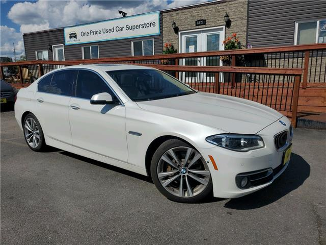2016 BMW 535d xDrive (Stk: 10691) in Milton - Image 1 of 24