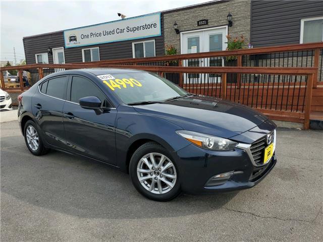 2017 Mazda Mazda3 GS (Stk: 10728) in Milton - Image 1 of 25