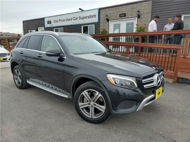 2016 Mercedes-Benz GLC-Class Base (Stk: 10735) in Milton - Image 1 of 25