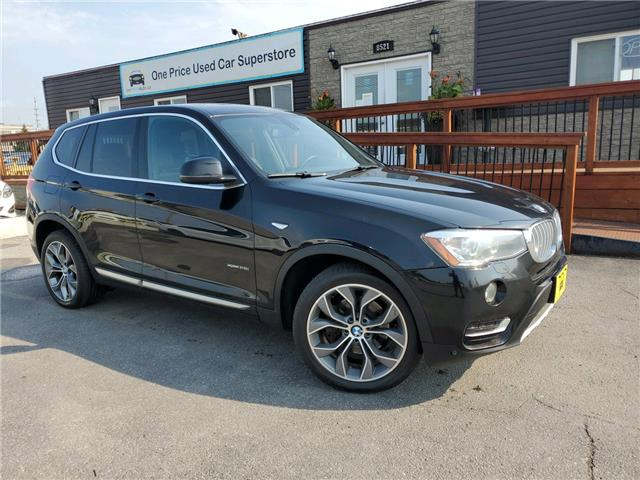 2015 BMW X3 xDrive28i (Stk: 10729) in Milton - Image 1 of 29