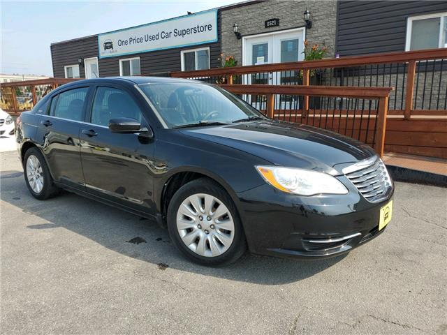 2013 Chrysler 200 LX (Stk: 10738) in Milton - Image 1 of 20