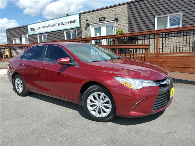 2017 Toyota Camry LE (Stk: 10752) in Milton - Image 1 of 23