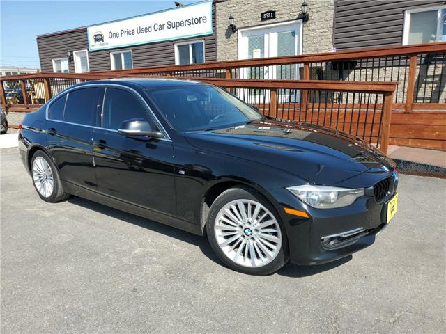 2015 BMW 320i xDrive (Stk: 10674A) in Milton - Image 1 of 30