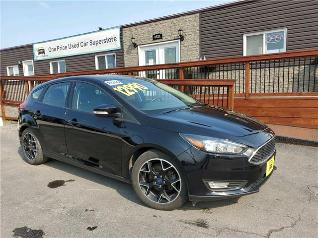 2016 Ford Focus SE (Stk: 10804) in Milton - Image 1 of 19