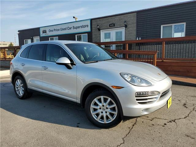 2013 Porsche Cayenne Base (Stk: 10814) in Milton - Image 1 of 21
